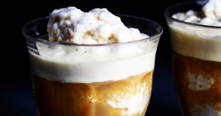 Iskaffe for sarte begyndere ~ som mig