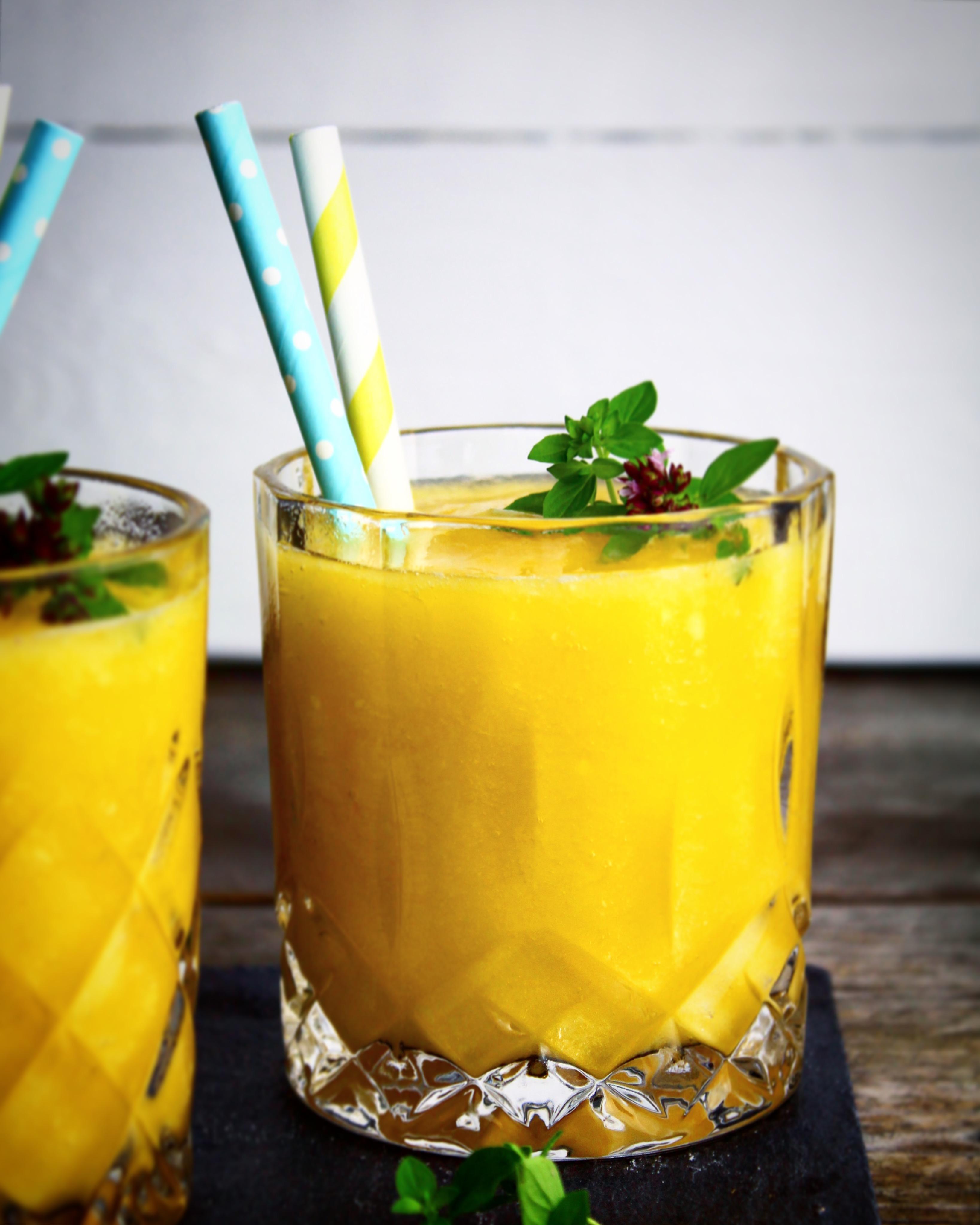 ingefær smoothie