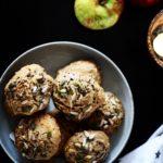 Koldhævede fuldkornsboller med manitoba og perlerug