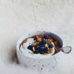 Havregrød med græskar, varme krydderier & blomkål