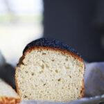 Koldhævet franskbrød med hvid hvede
